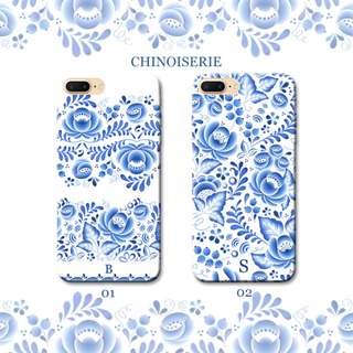 Custom Case Casing HP - Chinoisserie