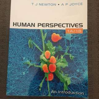 Human Perspectives Year 10 Human Biology Textbook
