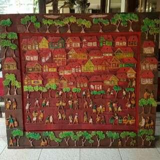 """Original painting """"amrus natasyah"""""""