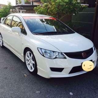 Honda Civic Fd 1.8 07