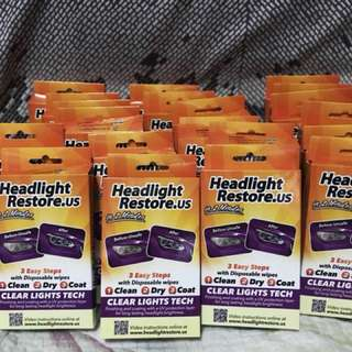 Original Headlight Restore For Sale