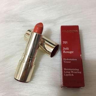 Clarins Lipstick 701