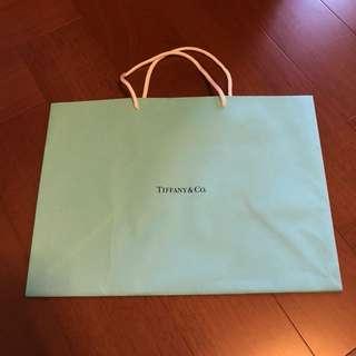 Tiffany 紙袋 提袋