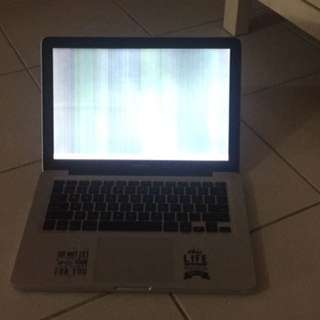 Want to buy all macbook problem or dented set accepted too