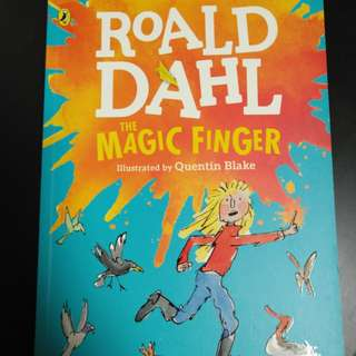 Ronald Dahl series, picture book