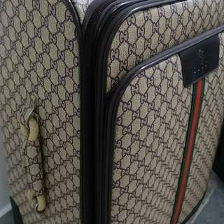 "Grade 3A 20"" Used luggage"