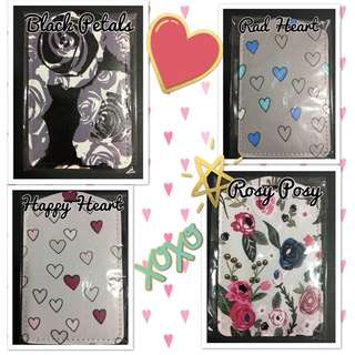 Inspired Card Holders - Various designs (Classic/Floral)