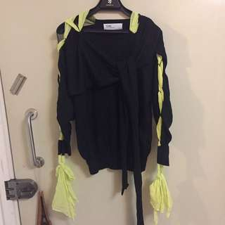 Toga knitted top