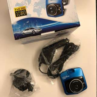 Full HD Car DVR Dash Camera
