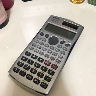 Casio 計數機