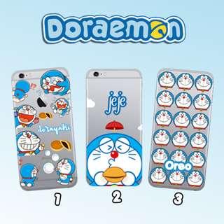 Custom Case Casing HP - Doraemon