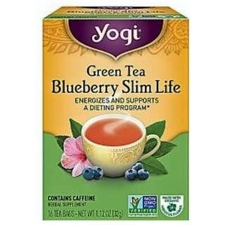 Blueberry Slim Life Tea
