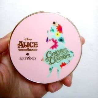 BEYOND愛麗絲二代聯名氣墊