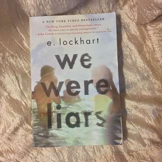 We Were Liars by E.Lockhart