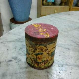 Player's Navy Cut Medium Cigarettes Tin Vintage