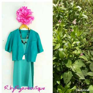 Ladies Tosca Set Dress Ld 86 Pj 75