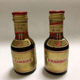 DRAMBUIE 酒辦30ml 2支