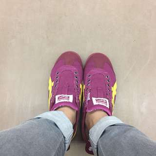 Onitsuka tiger slip on