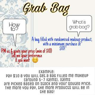 MakeUp Grab Bag