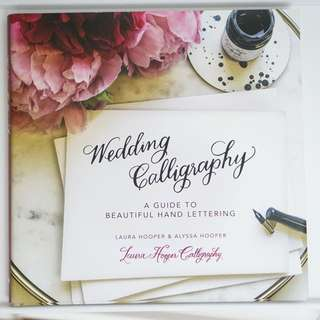 Wedding Calligraphy by Laura Hooper