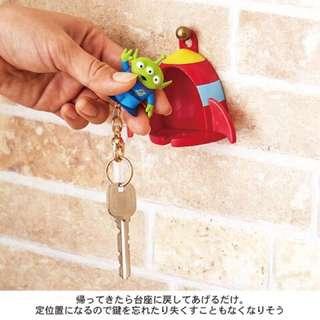 🌟日本 #三眼仔鎖匙扣連座🌟