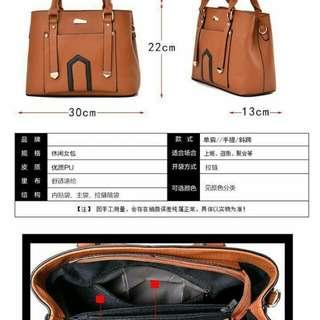 F*SH**N  Office Bag 1716 #  (09)*