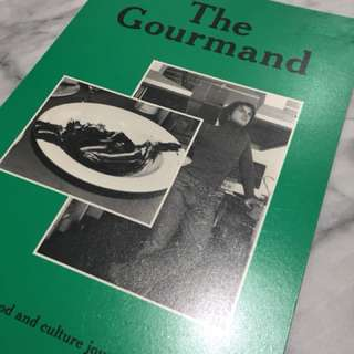 The Gourmand Issue 2