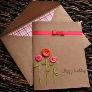 DIY Invitation Cards