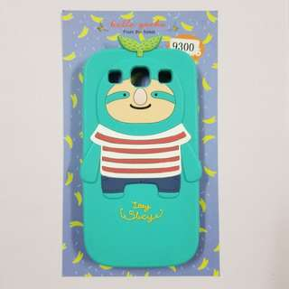 Samsung Galaxy S3 Lazy Slucy Case