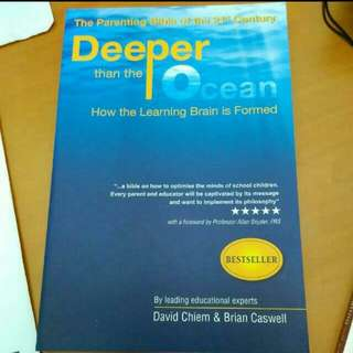 Deeper Than The Ocean - How The Learning Brain Is Formed (New)