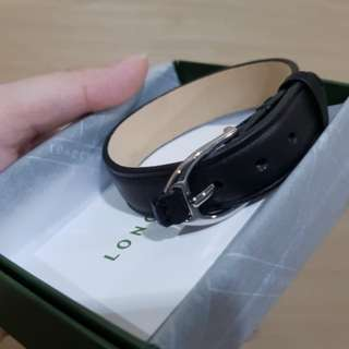 Longchamp leather bracelet