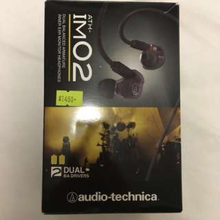 Audio Technica im-02