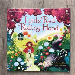 Usborne Little Red Riding Hood Puzzle book