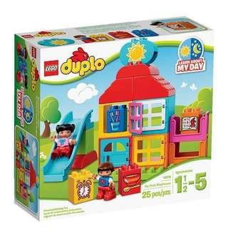 LEGO Duplo 10616 My First Playhouse