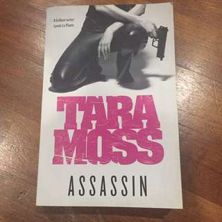 Autographed Edition - Assassin by Tara Moss