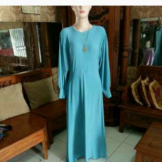 Gamis jersey busui L