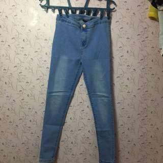 Hiwaist pants