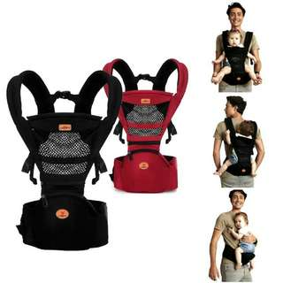🔥RS🔥3 Way Carry Hip Seat Multi-functional Baby Carrier🔥