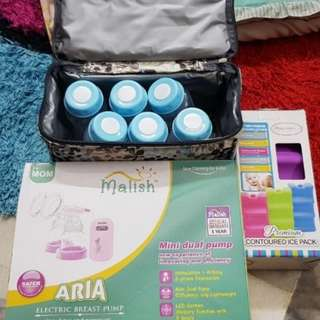 Electric Breast Pump (Malish)
