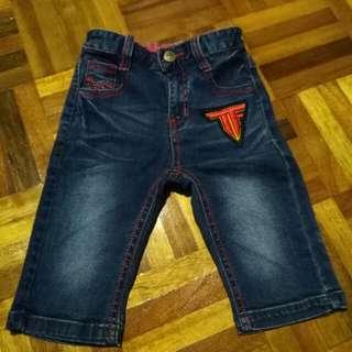 Transformers Prime 3/4 jeans