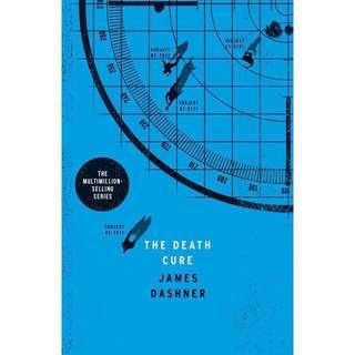 maze runner series : the death cure book