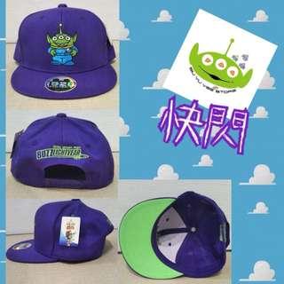 快閃~Toy Story 三眼仔 迪士尼系列 cap 帽