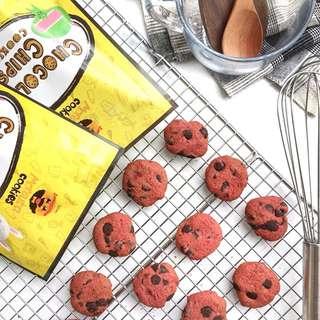 Monsuta Cookies Red Velvet