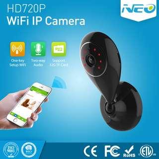 NEO Coolcam 酷視 NIP55KV (IP Cam,IP Camera,監控鏡頭,網絡攝影機,全高清,Full HD,1080P.雙向通話,紅外線,夜視,聲音偵測,移動偵測)