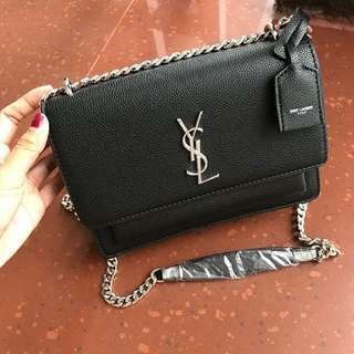 YSL sunset shoulder semi premium