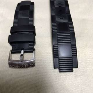 🚚 LV錶帶   橡膠材質