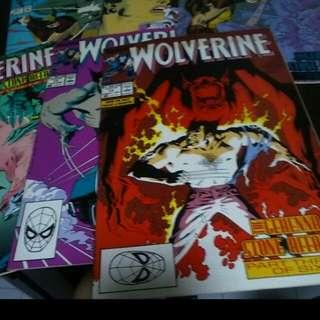 Wolverine #11-16 Vol. 1