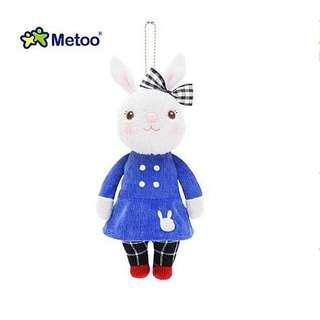 Rabbit Doll Keychain