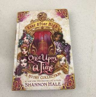 Hardcover of Once Upon A Time