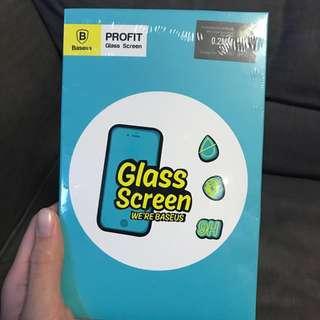 iPhone7/ iPhone8 鋼化玻璃貼 黑色